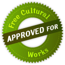 Creative Common Seal for Free Cultural Works