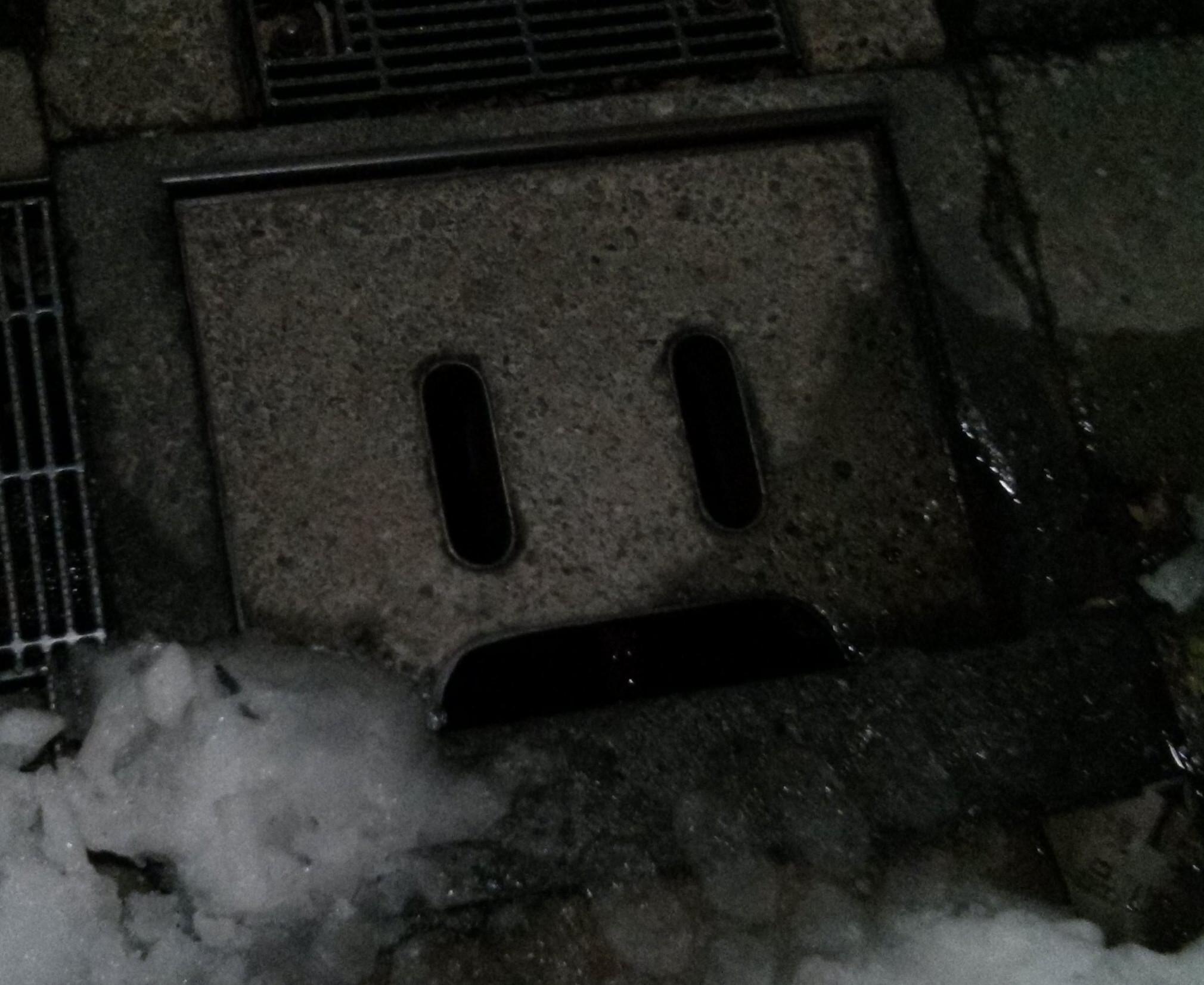 Japan Unhappy Drain